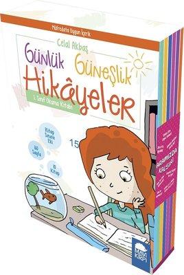 1.Sınıf Günlük Güneşlik Hikayeler Seti-10 Kitap Takım
