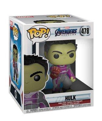 Funko Figür POP Deluxe Hulk W.Gauntlet