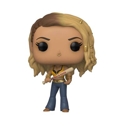 Funko Figür POP DC Birds of Prey Black Canary Boobytrap