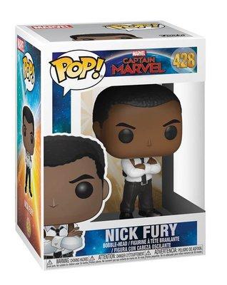 Funko Figür POP Captain Marvel Nick Fury