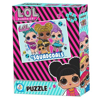 LOL 100 Parça Puzzle