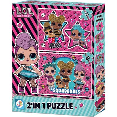 Mabbles LOL Puzzle 2in1