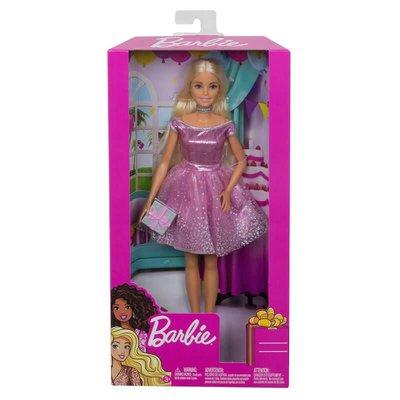 Barbie Doğum Günü Bebeği GDJ36