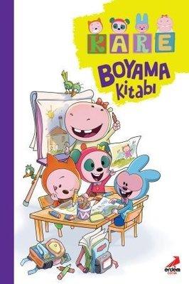 Kare Boyama Kitabı