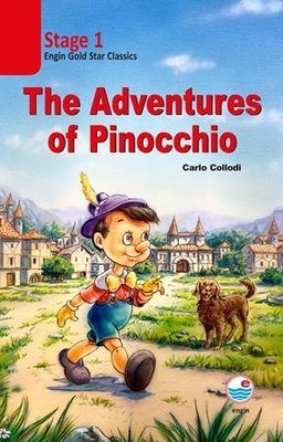 The Adventure of Pinocchio Cd'li-Stage 1