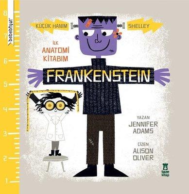 Frankenstein- İlk Anatomi Kitabım