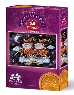 Art Puzzle İkizler Burcu 100 Parça 5803