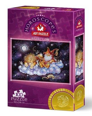 Art Puzzle Aslan Burcu 100 Parça 5805