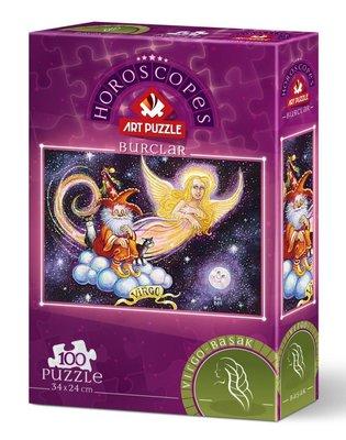 Art Puzzle Başak Burcu 100 Parça 5806