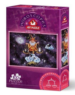 Art Puzzle Terazi Burcu 100 Parça 5807