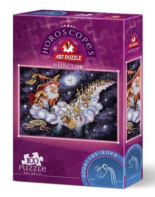 Art Puzzle Kova Burcu 100 Parça 5811
