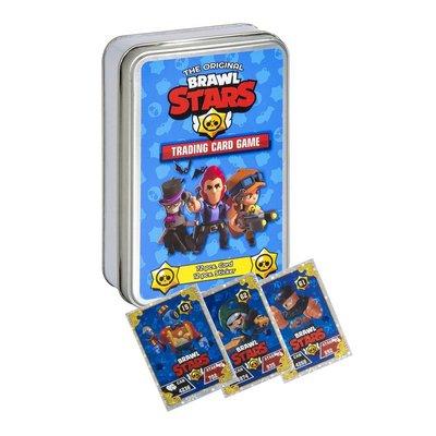 Brawl Stars Oyun Kartı Metal Kutu