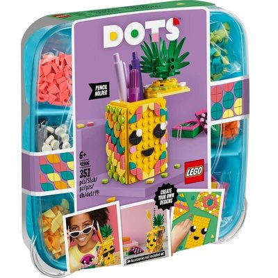 Lego - Dots Pineapple Pencil Holder 41906