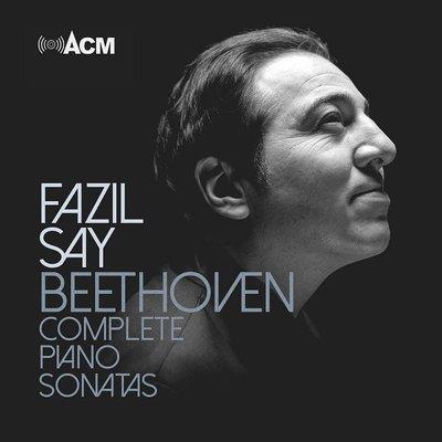 Fazıl Say Beethoven Complete Piano Sonatas