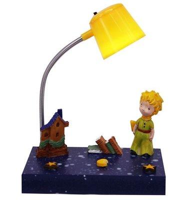 WB Ahşap Işıklı Küçük Prens Lamba R0089