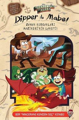 Disney Esrarengiz Kasaba-Dipper ile Mabel Zaman Korsanları Hazinesi'nin Laneti