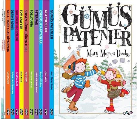 Çocuk Kitapları Seti-12 Kitap Takım