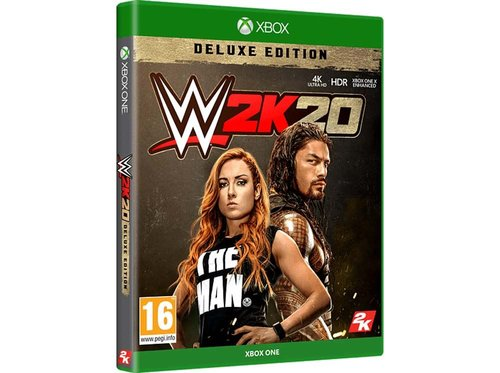 Take 2 WWE 2K20 Deluxe Edition XBOX One Oyun