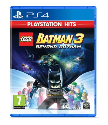 Warner Bross Lego Batman 3 Hits Oyun Ps4