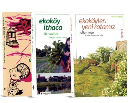 Ekoköyler Seti-3 Kitap Takım