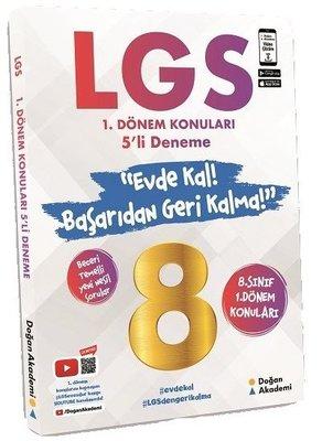 LGS 1.Dönem Konuları 5'li Deneme