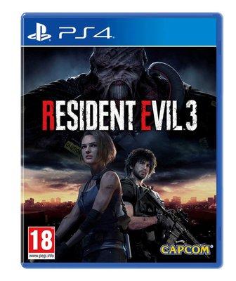 Capcom Resident Evil 3 PS4 Oyun