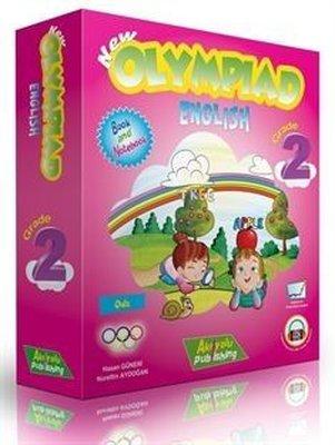 2. Sınıf Yeni Olimpiyat İngilizce 3'lü Eğitim Seti-10 Kitap Takım