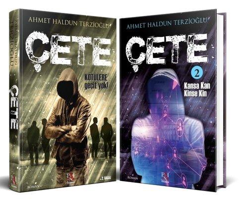 Çete Seti-2 Kitap Takım