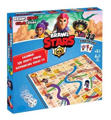 Brawl Stars Kutu Oyun - Climb&Slide