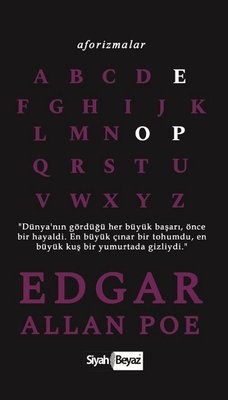 Aforizmalar-Edgar Allan Poe