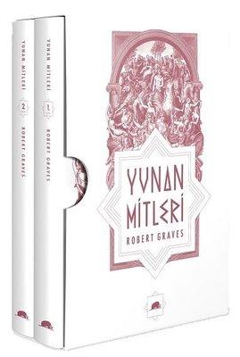 Yunan Mitleri Seti-Kutulu 2 Kitap Takım