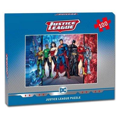 Mabbels Justice 100 Parça Puzzle