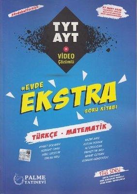 TYT-AYT Türkçe-Matematik Evde Ekstra Soru Kitabı