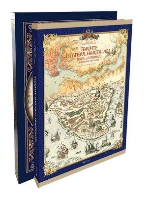 Tarihte İstanbul Haritaları-Kutulu