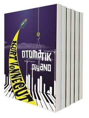 Kurt Vonnegut Seti-6 Kitap Takım