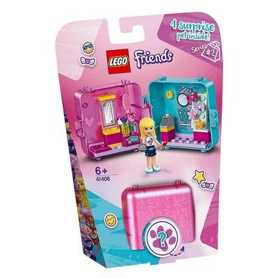 Lego Friends Stephanie'nin Alışveriş Oyun Küpü 41406