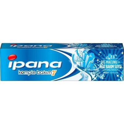 Ipana Komple 7 Güçlü Nane Diş Macunu 100 ML