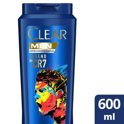 Clear Men Ronaldo 600 ML