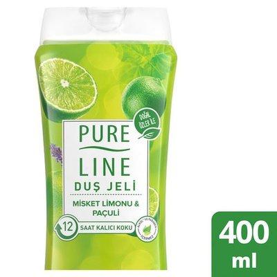 Pure Line Misket Limonu Ve Paçuli Duş Jeli