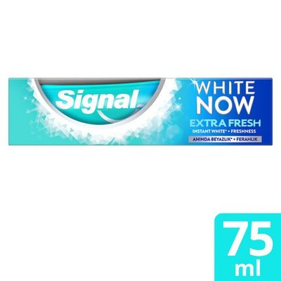 Signal White Now Extra Fresh Diş Macunu
