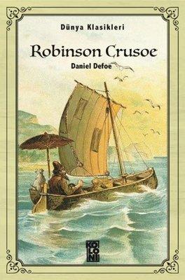 Robinson Crusoe-Dünya Klasikleri