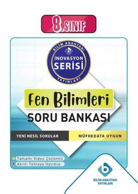 8.Sınıf Fen Bilimleri Soru Bankası-İnovasyon Serisi