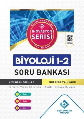 Biyoloji 1-2 Soru Bankası-İnovasyon Serisi
