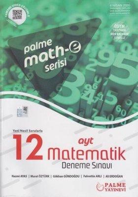 AYT Matematik 12 Deneme Sınavı Mathe Serisi