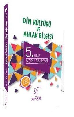 5.Sınıf Din Kültürü ve Ahlak Bilgisi Soru Bankası