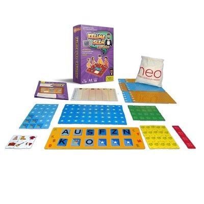 Neo Kelime İşlem Yarışması Kutu Oyunu