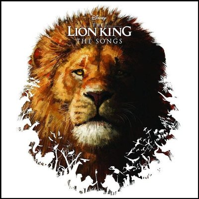 The Lion King: The Songs Plak