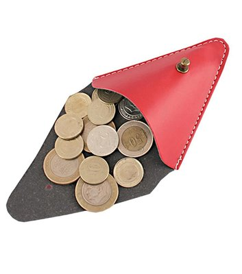Le Color Kulaklık Bozuk Paralık Çanta Deri