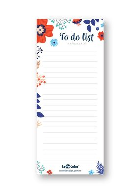 Le Color Petunia To Do List