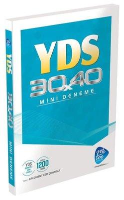 YDS 30x40 Mini Deneme 9603